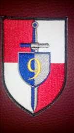 Amblem specijalne jedinice češke policije