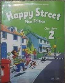 Engleski jezik za 4. razred, Happy Street 2