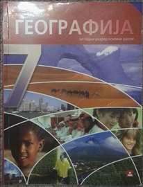 Geografija za 7. razred, Zavod za udžbenike