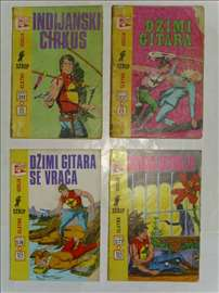 Indijanski cirkus,Džimi Gitara,Crvena orhideja