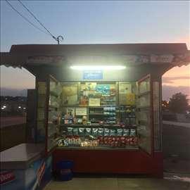 Klimatizovan kiosk na prodaju