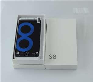 Samsung S8, Srpski meni dual sim