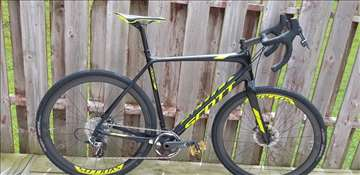 2018 Scott Bicycle Pebble Cyclocross Very clean $