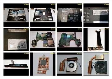 HP Compaq Business Notebook nc6220 u delovima
