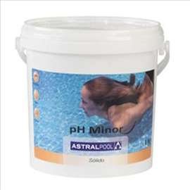 Astralpool pH minor 1,5kg