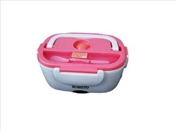 Lunch box električna kutija za namirnice novo