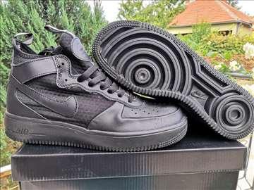 Nike Air Force One-Skroz Crne-Upakovane Kutiji
