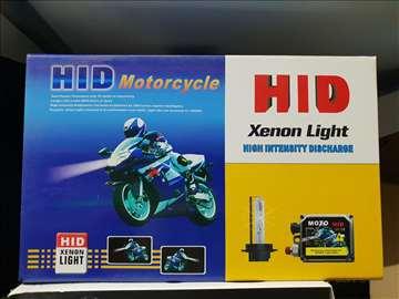 Ksenon za motor H4 Novo