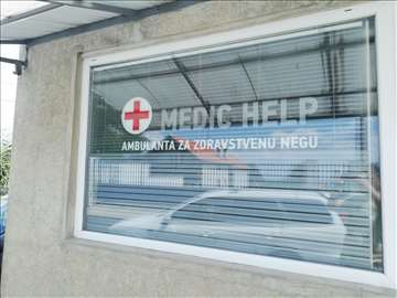 Medicinske usluge i nega