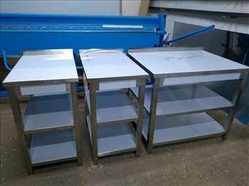Neutralni i hladni radni stolovi, pekarska oprema