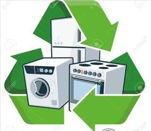 Otkup bele tehnike za reciklažu