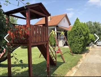 Fruška Gora, kuća za odmor