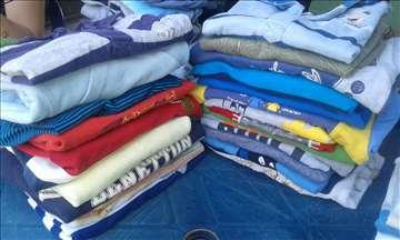 Na prodaju paket dečijih majica