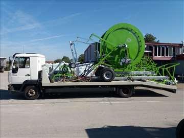 Prevoz vozila do 8 tona, Novi Sad