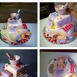 Torte, kolači i ukrasi za torte