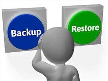 Backup Restore Windows