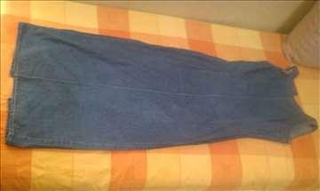 Dugačka suknja INDUSTRY teksas