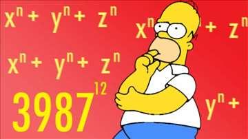 Matematiku zna svako