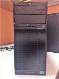 HP ML110 G7/ Xeon E31220/14GB ddr3ecc/4x600GB SAS