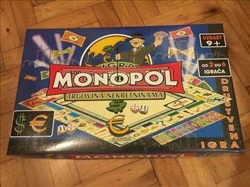 Monopol najpopularnija društvena igra svih vremena