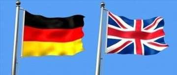 Nemački i engleski
