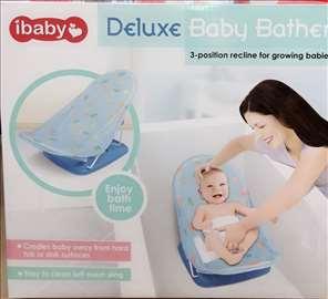 Lezaljka za kupanje bebe