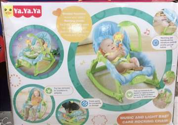 Lezaljka Stolica za bebe