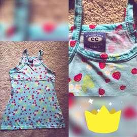 Plava haljinica za devojčice