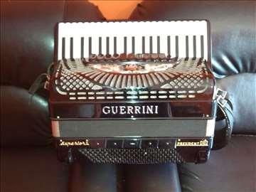 Harmonika Guerrini - preradjena
