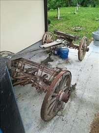 Stara zaprežna kola