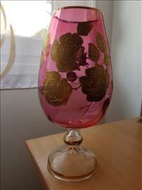 Vaza bojeni kristal uvoz