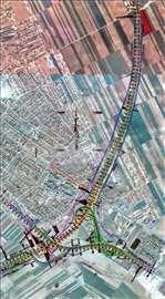 Plac industrijska zona 70 ari