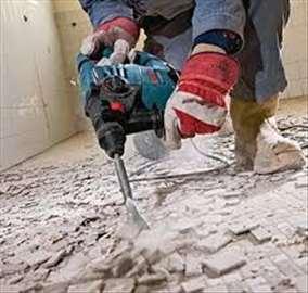 Rušenje,izbijanje zidova,skidanje keramike,podova