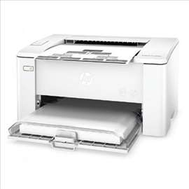 HP LaserJet Pro M102a printer, laserski, A4, HP