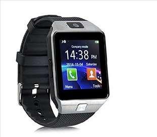 Dz09 smart watch pametan sat Srebrni