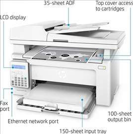 Fax HP LaserJet M130fn (G3Q59A) laserski