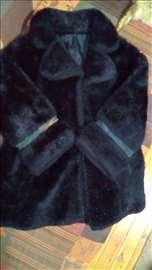 Kratka bunda,veštačko krzno