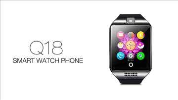 Smartwatch Q18 / pametan sat / vise boja, nov