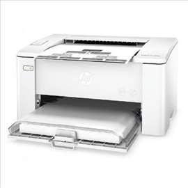HP štampač LaserJet Pro M102A, novo!
