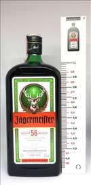Inventura šanka mjerač pića liquor bottle  ruler