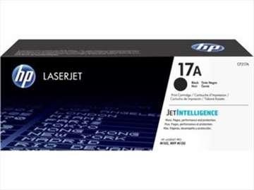 HP 17A Original Black LaserJet Toner CF217A