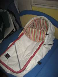 Hartan nosiljka korpa za bebe