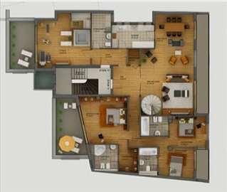 Arhitektonska rešenja i 3D modeli