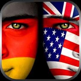 Nemački i engleski, konverzacijski nivo