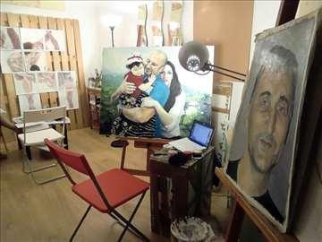 Crtanje i slikanje, Lazarevac