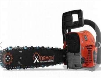 Motorna testera Demon 3ks, novo!