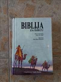 BIBLIJA za decu prema kazivanji Anne De Graf