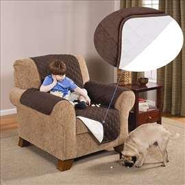 Couch Coat zaštitni prekrivač sa dva lica za fotel