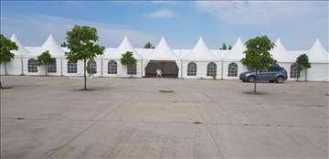 Izdavanje šatora