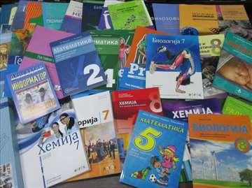 Polovni udžbenici, srednja škola